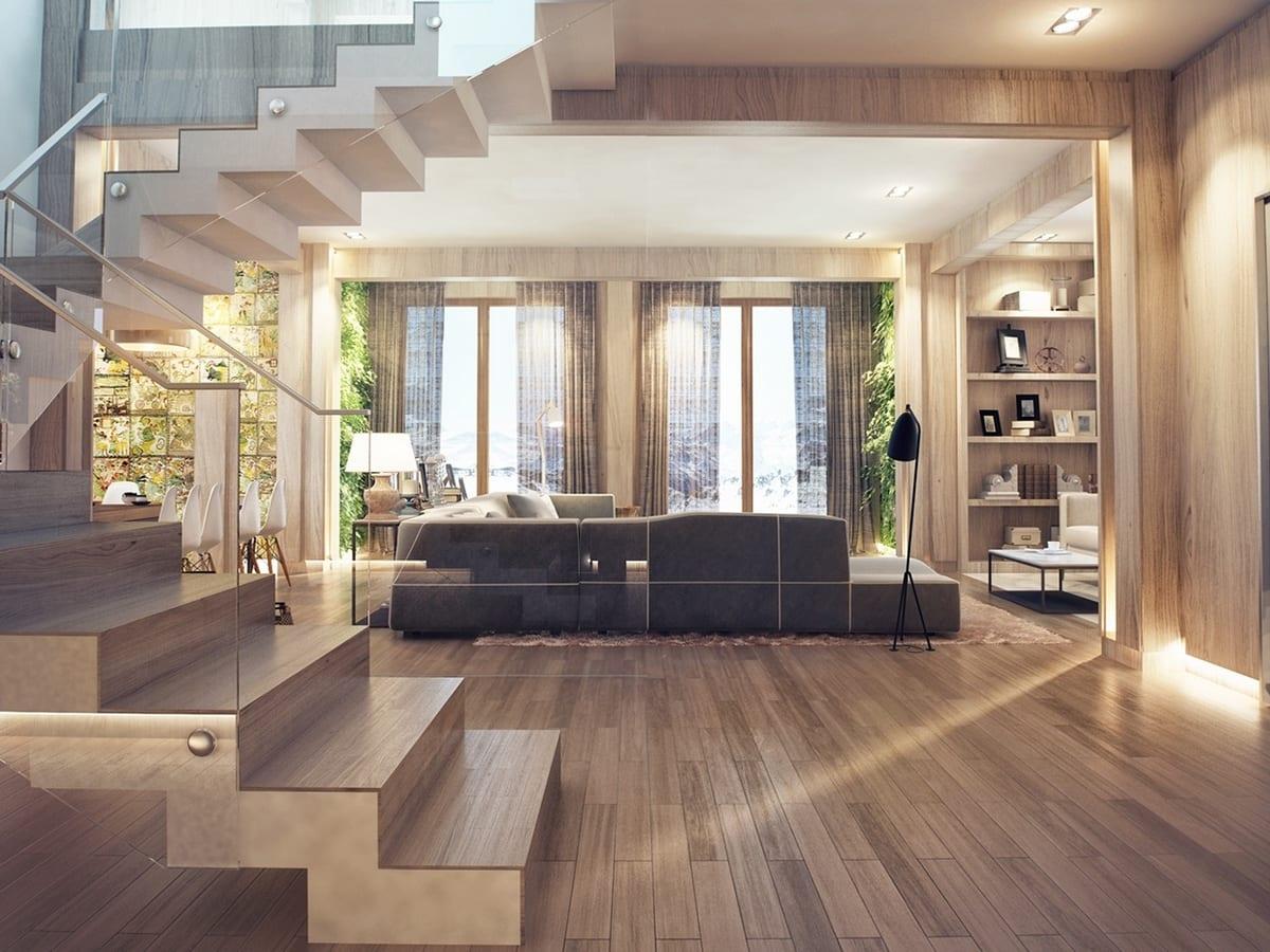 стили ремонта квартир