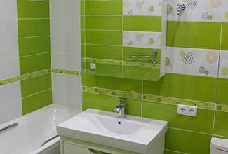 Ремонт ванны и туалета под ключ в москве. стоимость отделки недорого