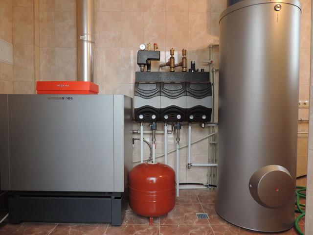 котлы газовые для отопления дома