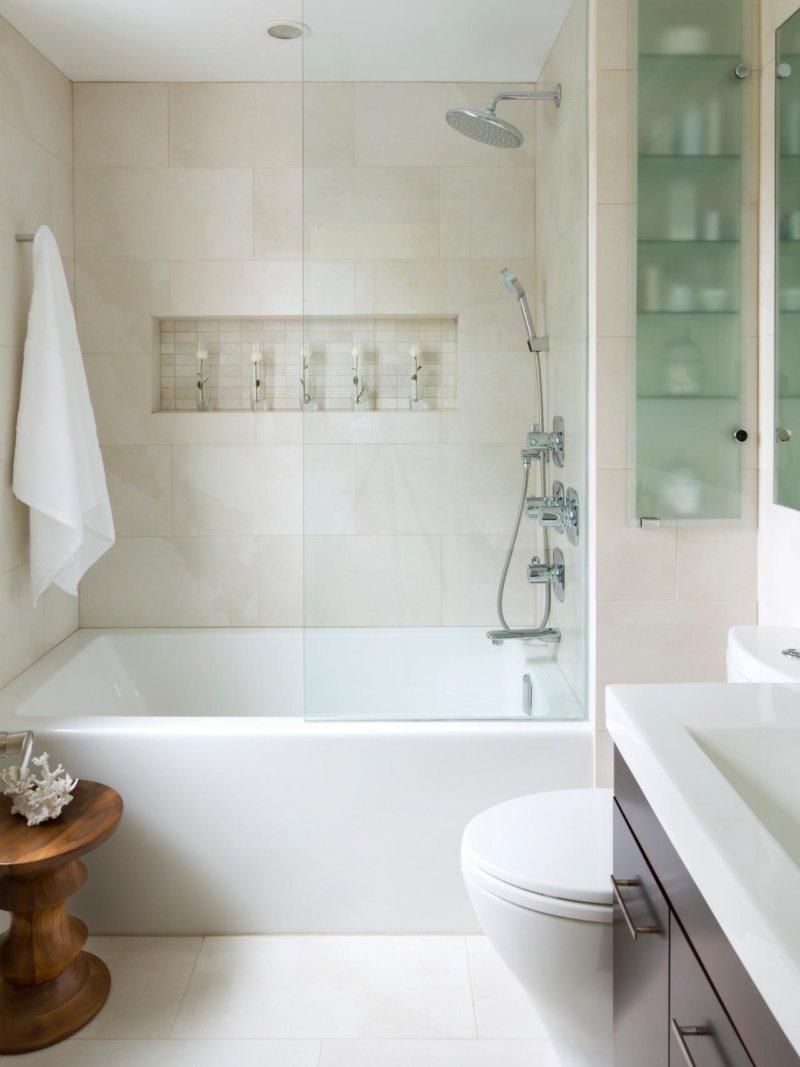 ремонт ванной комнаты и туалета в хрущевке