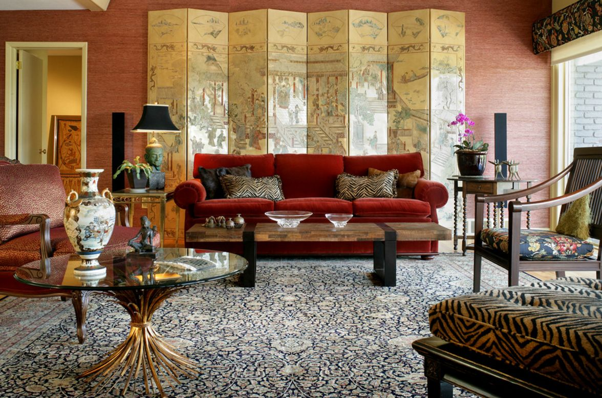 Индийский интерьер – сказка в вашем доме - 104 фото примера