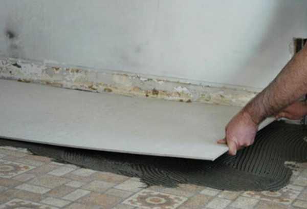 цементно волокнистая плита