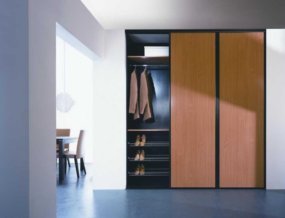 Встроенный шкаф своими руками, подготовка материалов, мастер-класс