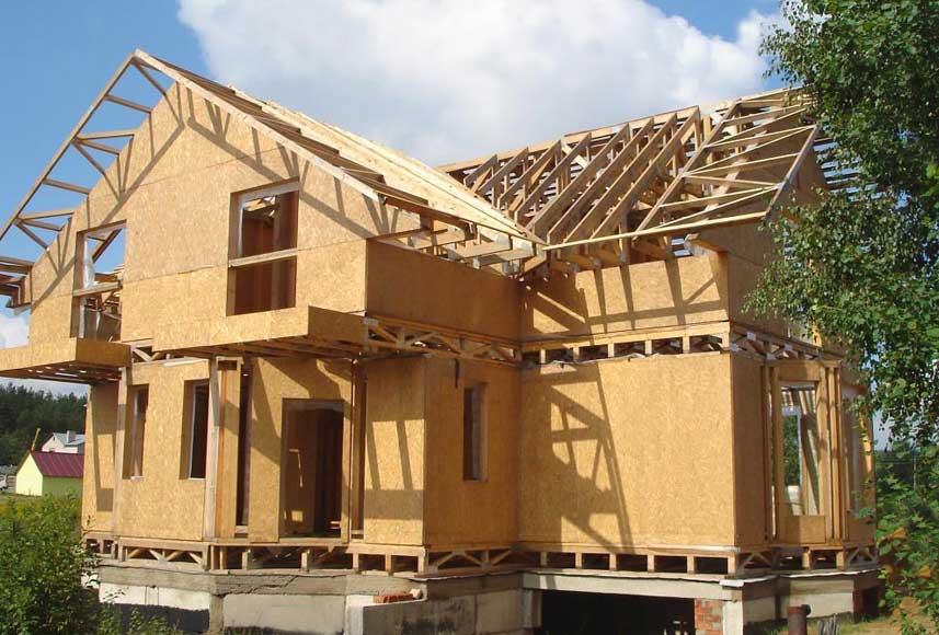 Проект каркасного дома - найти, заказать или сделать самостоятельно