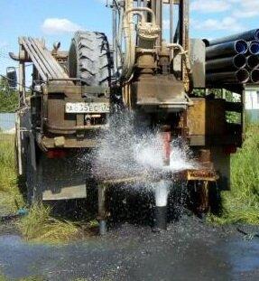 бурить скважину на воду