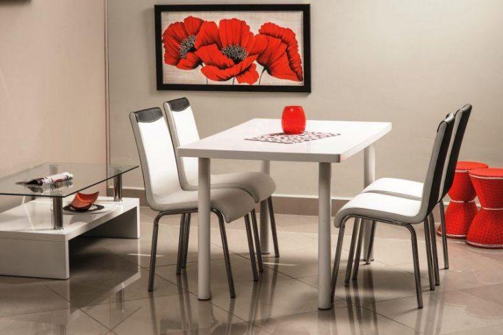 Кухонный стол для маленькой кухни: правила выбора, форма конструкции,