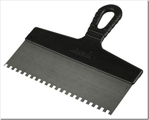 Шпатель зубчатый для клея напольного - как выбрать шпатель зубчатый для клея напольного - как выбрать