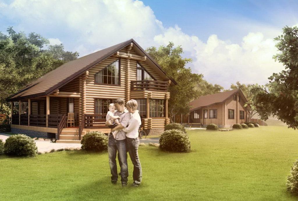 Деревянная ипотека 2020 – 2021 — взять ипотеку на деревянные дома в банках