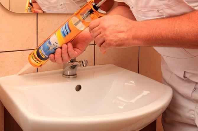 герметик для резьбы в сантехнике