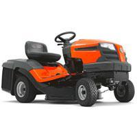 маленький трактор для уборки снега
