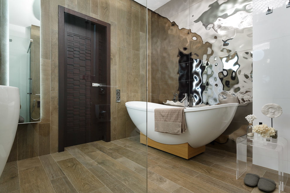 варианты ванной комнаты плитка