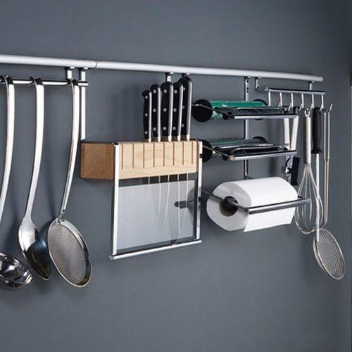 Рейлинги (рейлинговые системы) для кухни – обзор лучших моделей. виды, материалы, инструкция по монтажу, фото