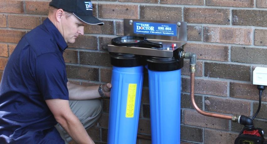 фильтры для воды квартиру под мойку