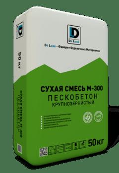 Бетон м300 - характеристики и применение