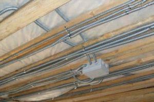 Проводка в полу — основные плюсы и минусы