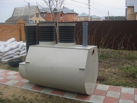 Какие локальные очистные сооружения для частного дома и дачи можно встретить на рынке услуг локальной канализации