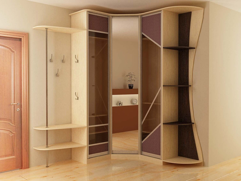 Выбираем прихожую для узкого коридора: обзор вариантов в условиях ограниченного пространства