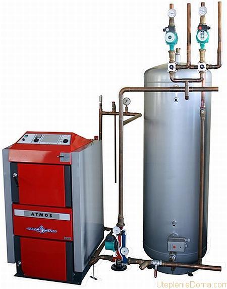 Теплоаккумулятор: устройство и принцип работы бака накопителя, виды и схемы подключения в систему отопления