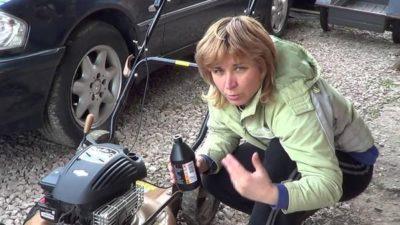 Масло для триммера: соотношение бензина, двухтактных двигателей, пропорция, как развести