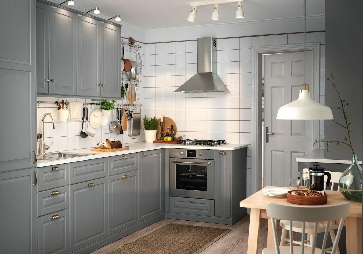 кухня икеа каталог готовых вариантов