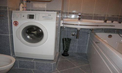 Подключение стиральной машины к водопроводу и канализации: полезные советы