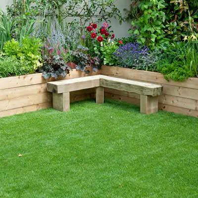Как сделать газон на даче