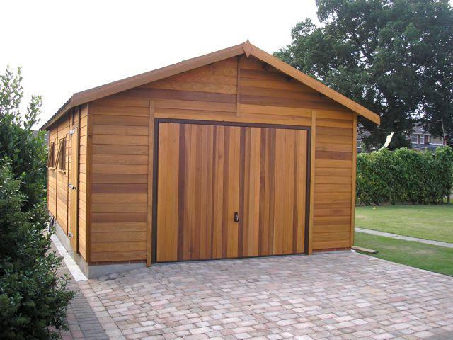 Гараж из бруса 6 на 4. построить деревянный гараж своими руками – понятная инструкция для домашних мастеров