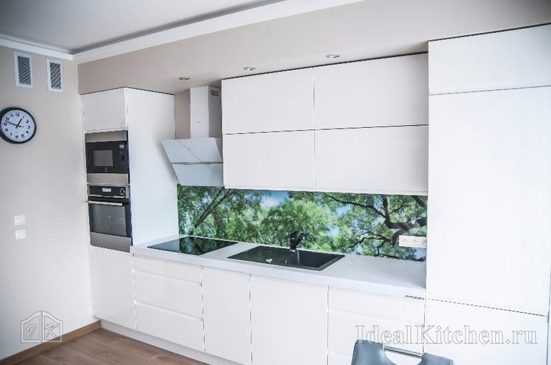 Кухни 4 кв м: дизайн, фото, планировка маленькой кухни