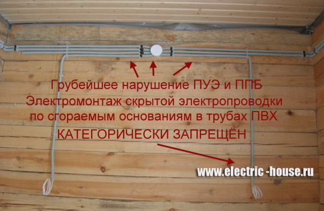 Монтаж скрытых электропроводок - всё о электрике в доме