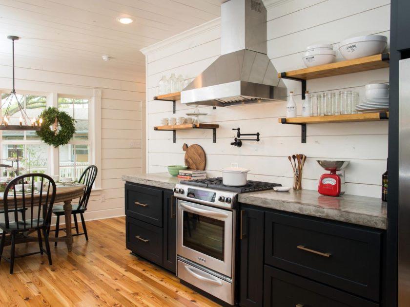 Как выбрать вытяжку на кухню: советы и описание видов +50 фото