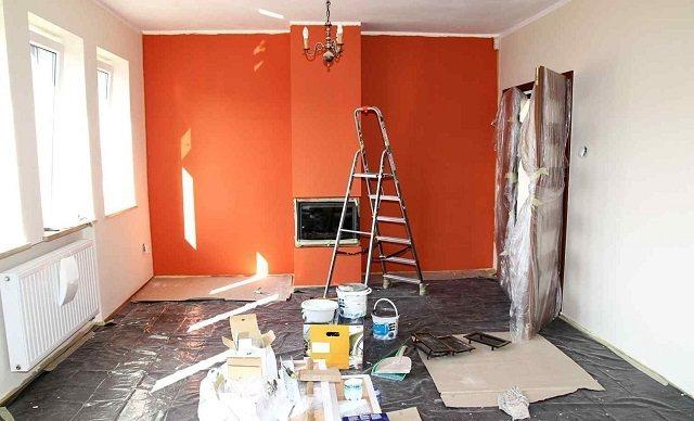 последовательность ремонта в комнате