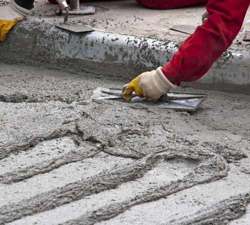 соотношение цемента и песка для бетона
