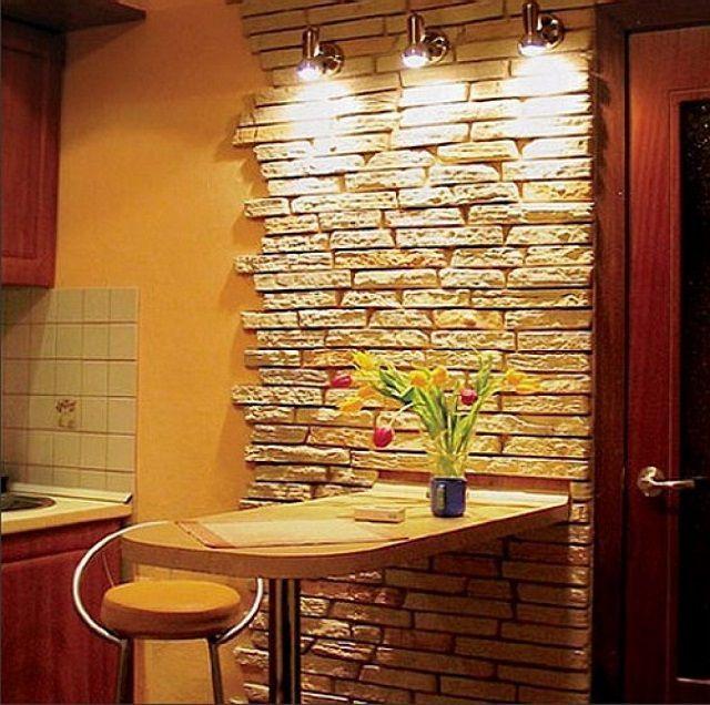 кухня под камень