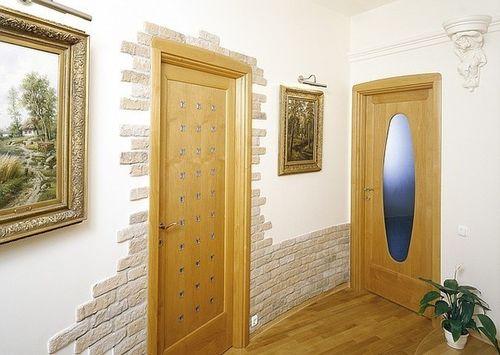 Как самостоятельно сделать декорированные входные двери: интересные решения