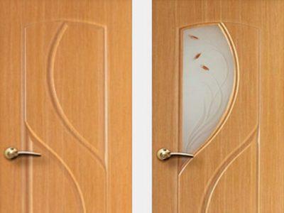 Звукоизолирующие межкомнатные двери