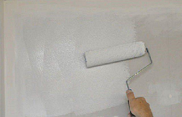 Грунтовка стен под покраску - выбор состава и его нанесение