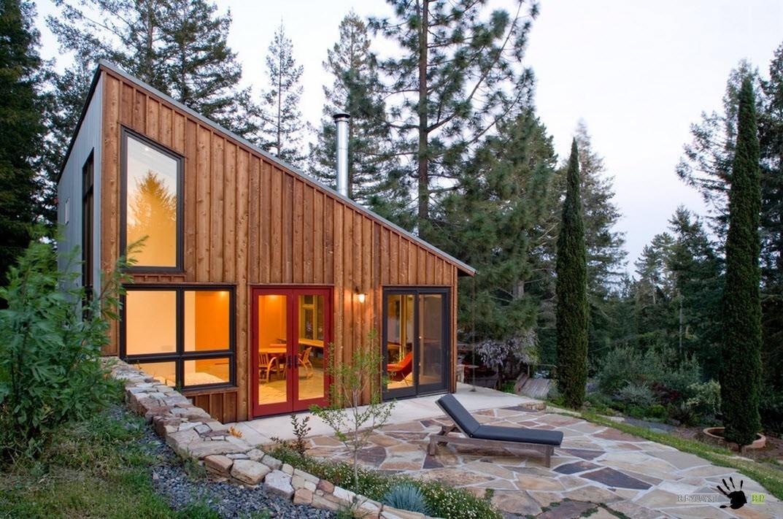 Как построить садовый домик своими руками: дачные домики эконом-класса из бруса и щитовые - огород, сад, балкон - медиаплатформа миртесен