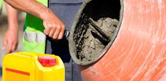 Народные добавки в бетон и раствор