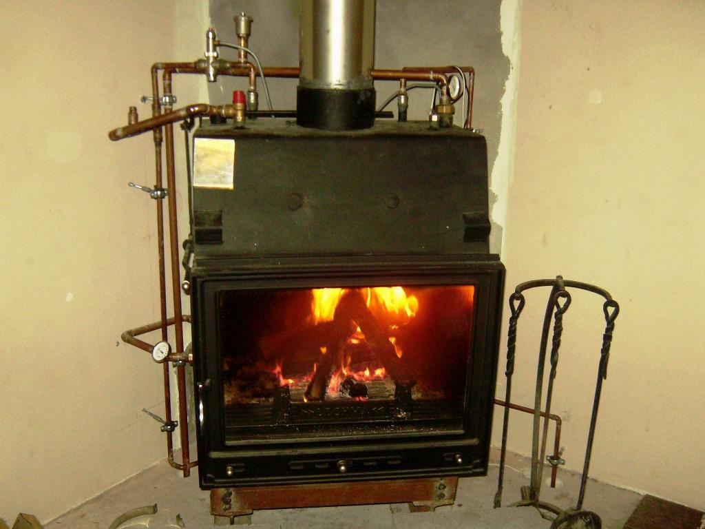 Печное отопление частного дома и его виды
