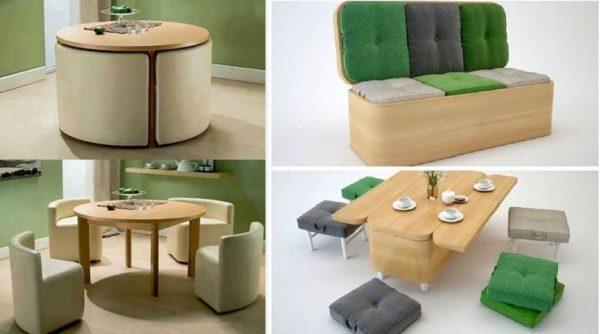 Мебель-трансформер для малогабаритной квартиры, кровать и диван трасформер, детская мебель