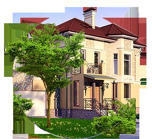 строительство домик