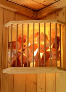 Соляная лампа: как пользоваться и сколько