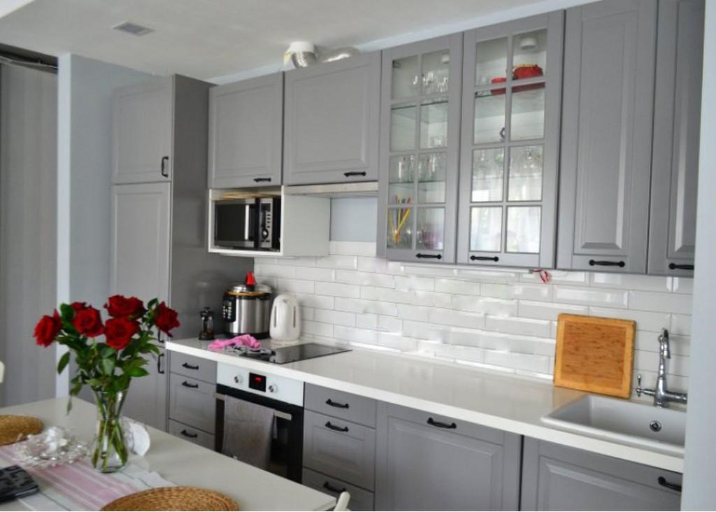 Фасады икеа для кухни (60 фото) – 4 вида материалов и их особенности