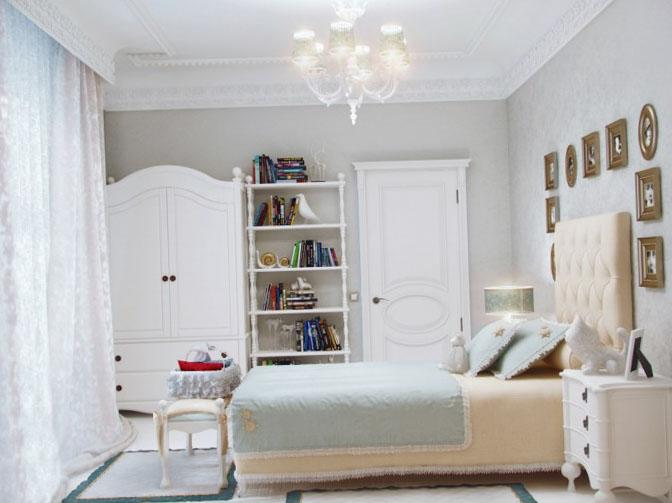 детская комната для девочки 7 лет