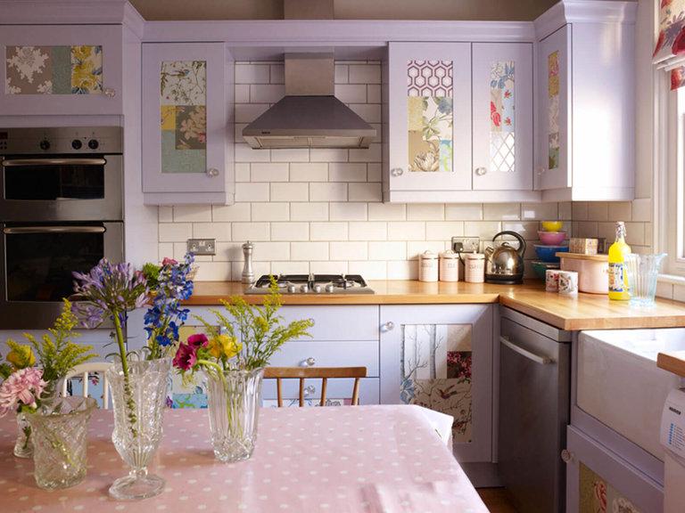 Фиолетовая кухня: фото цвета и сочетаний тонов, дизайн металлик в интерьере кухни дизайн фиолетовой кухни: учимся сочетать цвета в интерьере – дизайн интерьера и ремонт квартиры своими руками