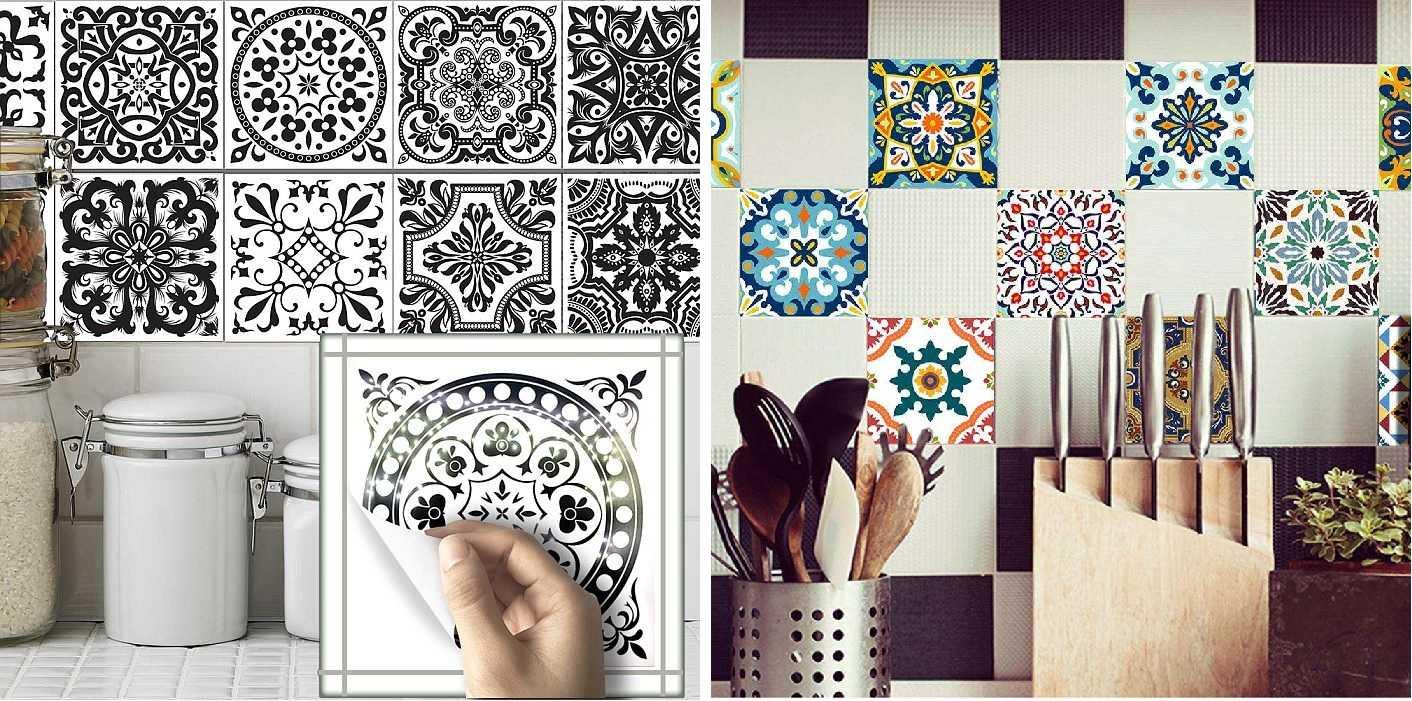 Как покрасить кафельную плитку на кухне: покраска и перекраска своими руками