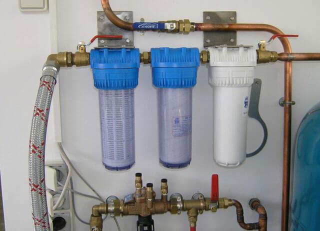 система очистки воды под мойку