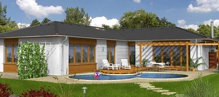 Выбираем проект дома буквой г ~ [артфасад] 333k+ фото дизайна дома