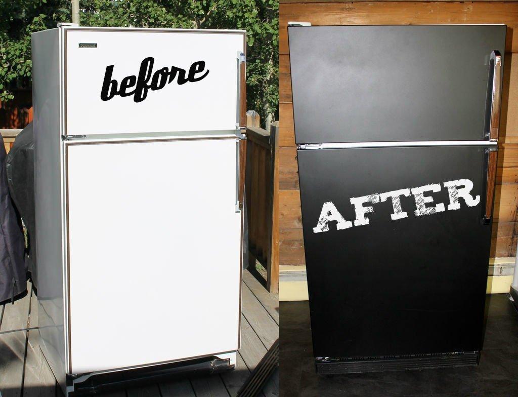 Как покрасить холодильник своими руками: инструкция в домашних условиях, советы