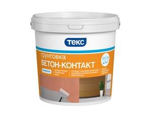 как наносить бетоноконтакт